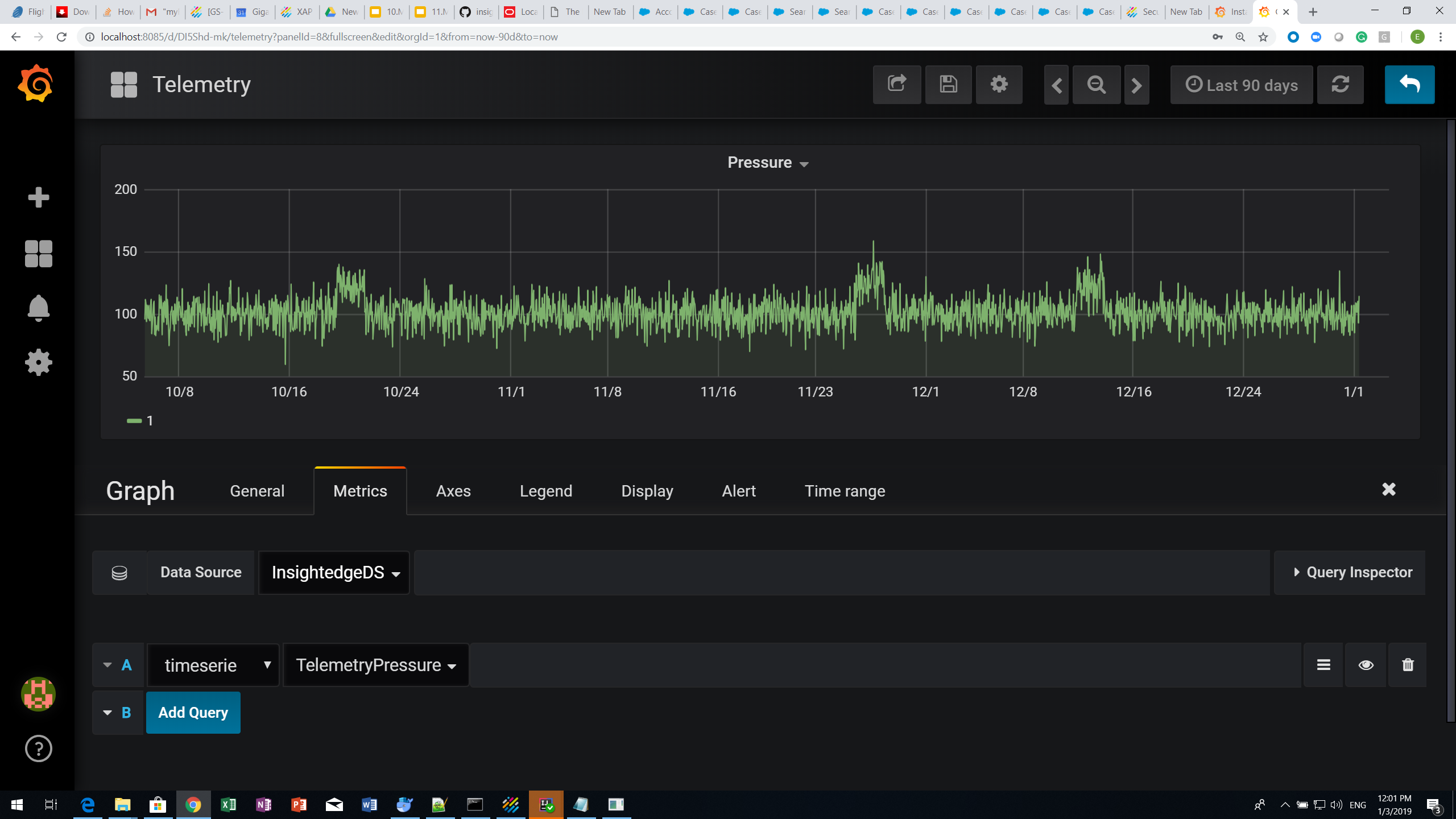 Data Visualization with Grafana